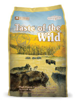 Image of Taste of the Wild: High Prairie Canine® Formula